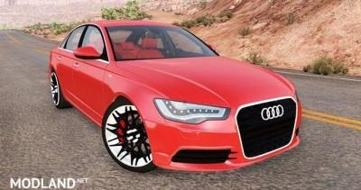 Audi A6 (C7) v 1.3 [0.9.0], 1 photo